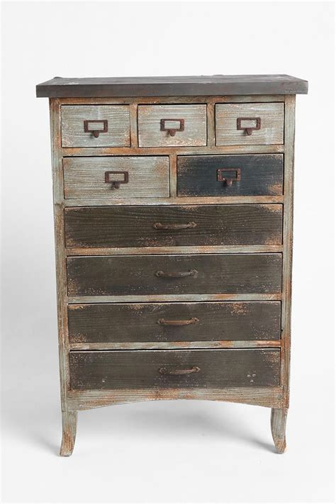 industrial storage dresser urban outfitters 8 best hide utility box in back yard images on