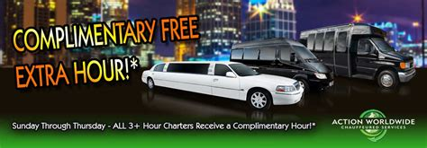 limousine deals atlanta limo specials atlanta limousine rental deals