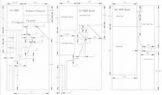 arcade cabinet design woodworking cabinet plans arcade pdf free