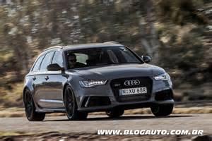 Audi Rs6 Grey Audi Rs6 Avant 2014 Nardo Grey Galeria Blogauto