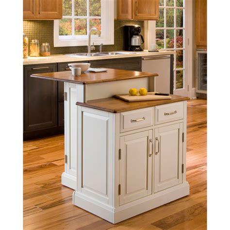 woodbridge kitchen cabinets woodbridge two tier island home styles furniture islands work centers kitchen islands