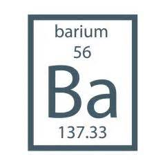 elemental barium