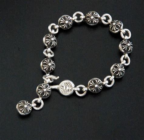 OOPARTS   Rakuten Global Market: Chrome / Chrome Hearts CH cross ball bracelet # 2