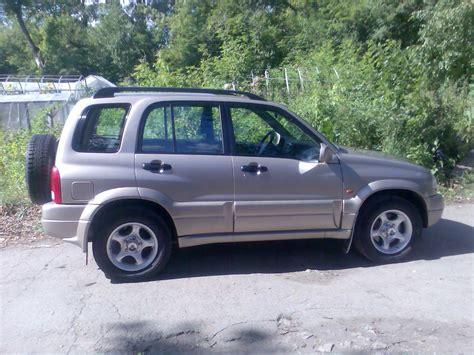 2004 Suzuki Grand Vitara For Sale Used 2004 Suzuki Grand Vitara Photos 2000cc Gasoline