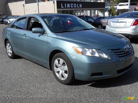 Green Toyota Camry 2007 Toyota Camry Green 200 Interior And Exterior Images