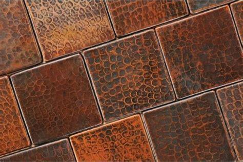 copper ceiling tiles backsplash best ideas about hammered tiles hammered floor and tiles