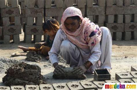 membuat batu ali indah com kisah wanita pakistan jadi kuli batu bata demi