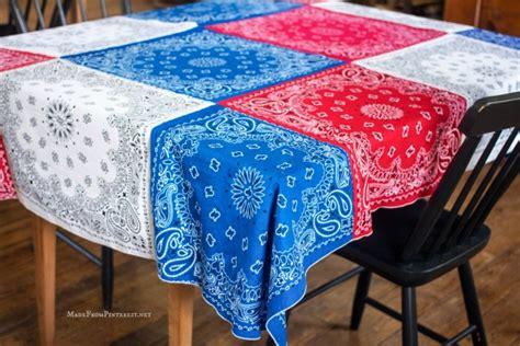 4th of july tablecloth 4th of july bandanna tablecloth tgif this grandma is fun