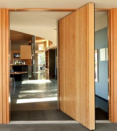 Exterior Pivot Door Pivot Door Modern Doors For Sale