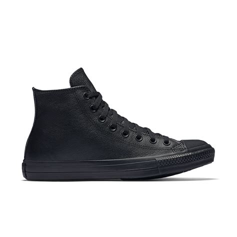 New Converse new converse chuck all leather high top shoes