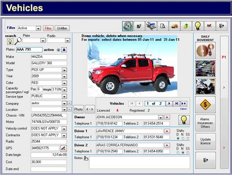 auto forwarding program fleet maintenance management software car maintenance