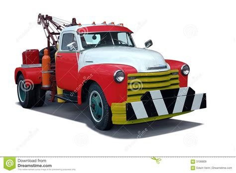 me a picture of a truck tow truck vector illustration cartoondealer com 9408976