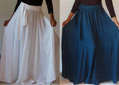 b307 maxi skirt a line sash belt made 2 order
