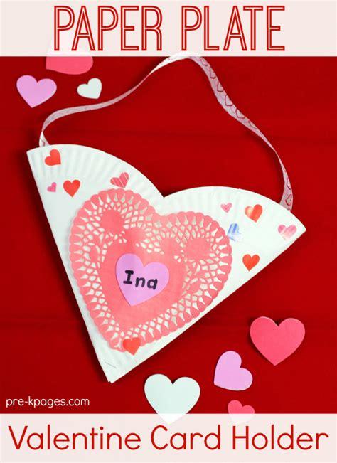 valentines card holder easy card holders