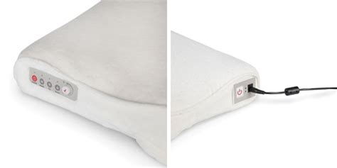 Silent Anti Snore Pillow by Silent Nights Pillow Nudges Snorer S To Stop The