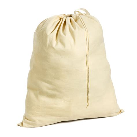 Unbleached Cotton Laundry Bag The Container Store Laundry Bag