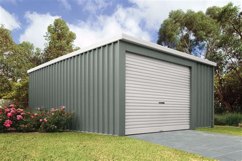 Flat Shed Roof by Jquip Sheds And Patios Skillion Roof Shed Jquip