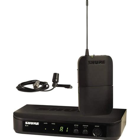 Murah Mic Wireless Shure Blx 288beta 58 Handheld Original jual shure blx14 pg85 harga murah primanada