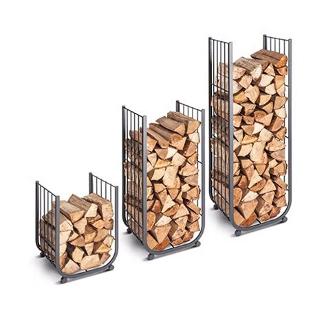 new log holder range garden requisites