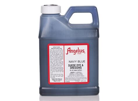 angelus paint suede angelus dyes paint navy blue 1pt suede dye leather