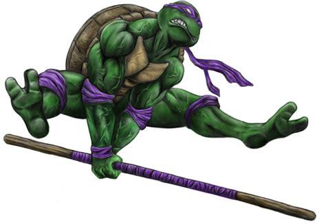 TMNT: Donatello by D1NAR on DeviantArt