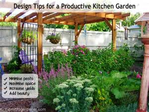kitchen gardens design design tips for a productive kitchen garden the micro