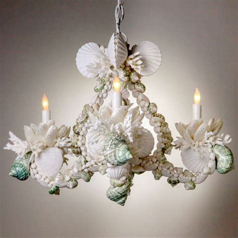 Shell Chandelier Shell Chandelier For Sale At 1stdibs