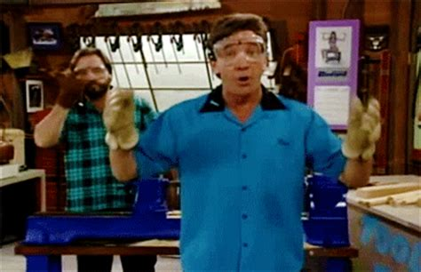 home improvement 90s gif find on giphy