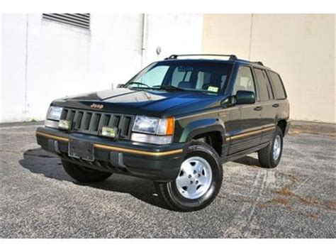 1995 jeep grand limited sell used 1995 jeep grand limited 5 2l v8 4x4