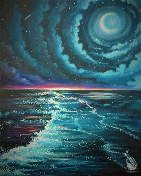 Painting With A Twist Gift Card - paint the sky with stars friday february 10 2017 painting with a twist