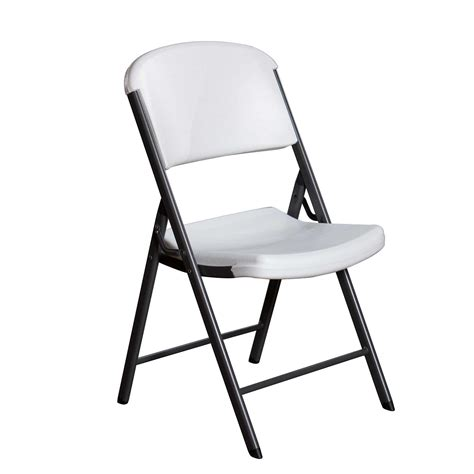 lifetime classic commercial folding chair set   ebay