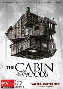 Cabin In The Woods Script by Ashton