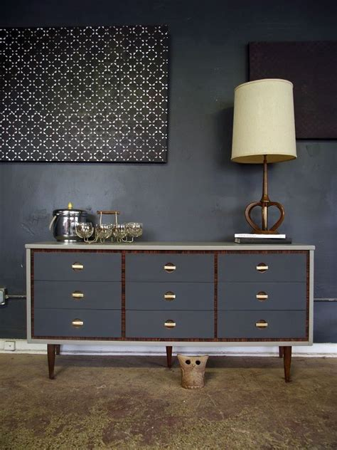mid century changing table best 25 two tone dresser ideas on two toned