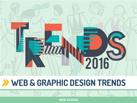 2016 design trends 4 top web graphic design trends del 2016