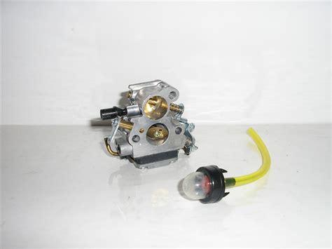 Husqvarna 240 240e 236 235 Carburetor Assembly With