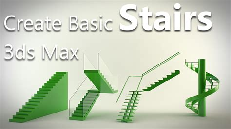 basic stair layout quizlet 3ds max tutorial create basic staircase arch viz c