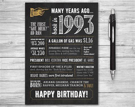 25th birthday card templates 9 25th birthday card designs templates psd ai free