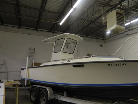 doghouse boat looking to buy dog house commercial center console the