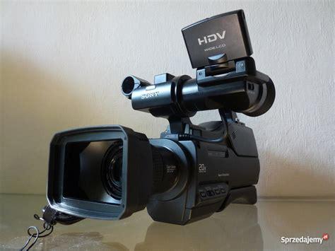 kamera cyfrowa sony hvr hd 1000 sprzedajemy pl