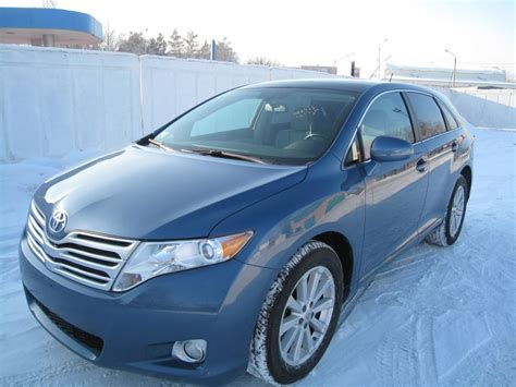 Toyota Venza Problems Used 2011 Toyota Venza Photos Gasoline Automatic For Sale