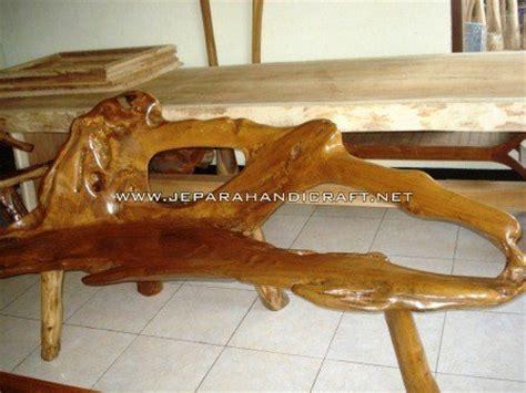 Furniture Antik Kursi Sofa Bangku Kayu Jati Dari Prau Dan Luku G 9 jual set kursi tamu akar jati harga murah berkualitas