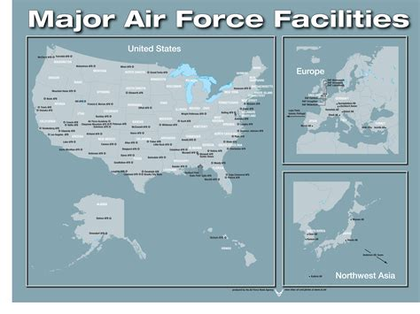 air base in map