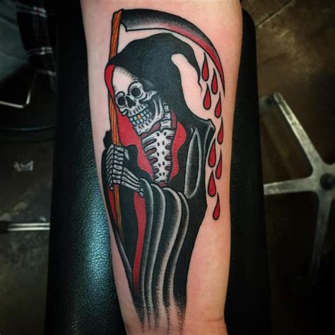 tattoo nightmares grim reaper make your grim reaper tattoo design look funky with this