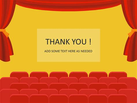 Thank You Templates For Ppt Free | title slide templates for powerpoint and keynote