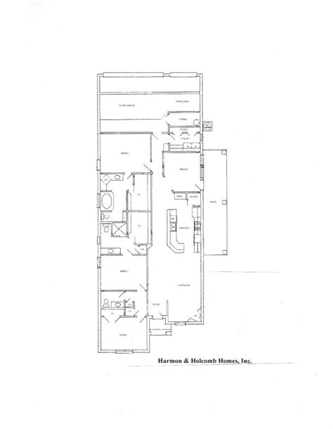 floorplans 171 harmon and holcomb homes