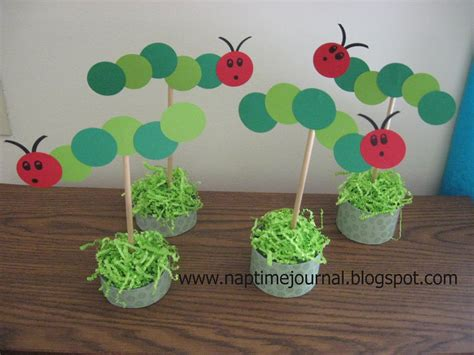 nap time journal simple hungry caterpillar party