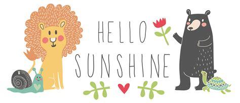 Punch Home Design hello sunshine with gillian and lori kaisercraft