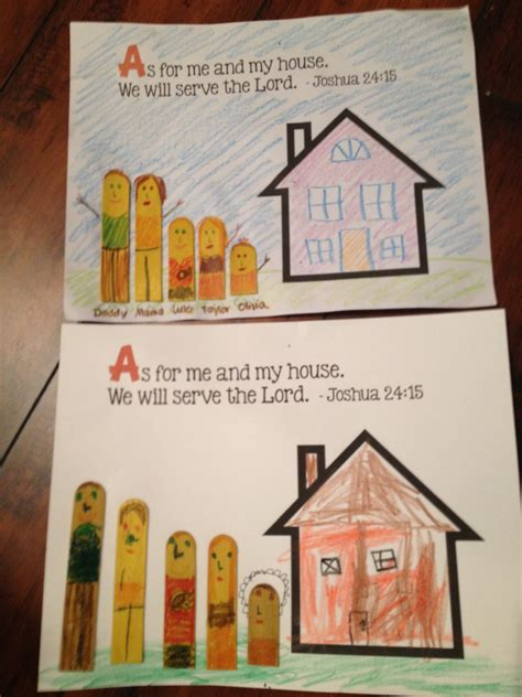 as for me and my house books a as for me and my house we will serve the lord joshua