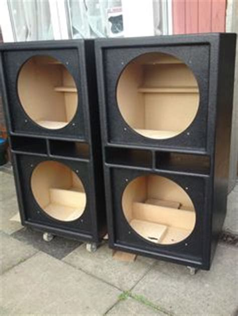 dj speaker box cabinet 18 inch bass woofer subwoofer speaker cabinet box hi