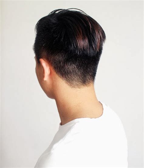 haircut back of head men hairstyles 360